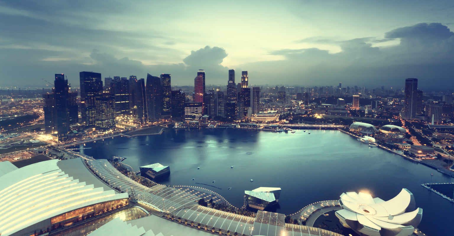 新加坡調整